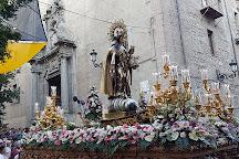 Iglesia de Nuestra Senora del Carmen y San Luis, Madrid, Spain