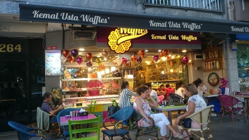Kemal Usta Waffles Resim 3