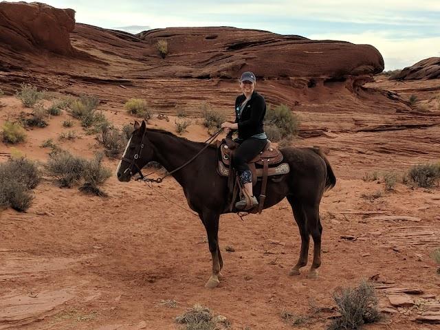 Horseshoe Bend Trail Rides