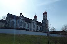 Klosterkirche St. Urban, Roggliswil, Switzerland