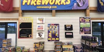 Phantom Fireworks of Allenton