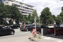 Statue of Zitronenjette, Hamburg, Germany