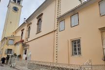 Church of Saint Spiridon, Corfu Town, Greece
