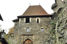 Strekov Castle, Usti nad Labem, Czech Republic