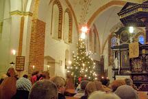 St. Marien Kirche, Kluetz, Germany