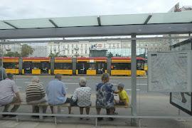 Автобусная станция   Muzeum Narodowe