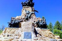 Cerro de la Gloria, Mendoza, Argentina