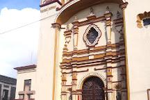Iglesia de la Santa Veracruz, Toluca, Mexico