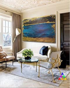 Pleroma Arte y Decoración (Venta de cuadros decorativos / cuadros para sala / cuadros abstractos ) 3