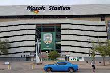 Mosaic Stadium at Taylor Field, Regina, Canada
