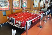 Museo Mille Miglia, Brescia, Italy