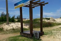 Camacho Beach, Jaguaruna, Brazil