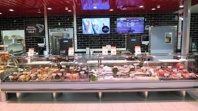 K-Supermarket Martinlaakson Ostari