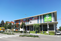 Agria Park Shopping Center, Eger, Hungary