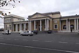Железнодорожная станция  Gori