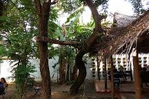 David Hall Gallery & Cafe, Kochi (Cochin), India