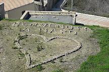 Castello dei Chiaramonte, Naro, Italy