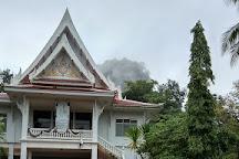 Wat Phu Tok, Si Wilai, Thailand