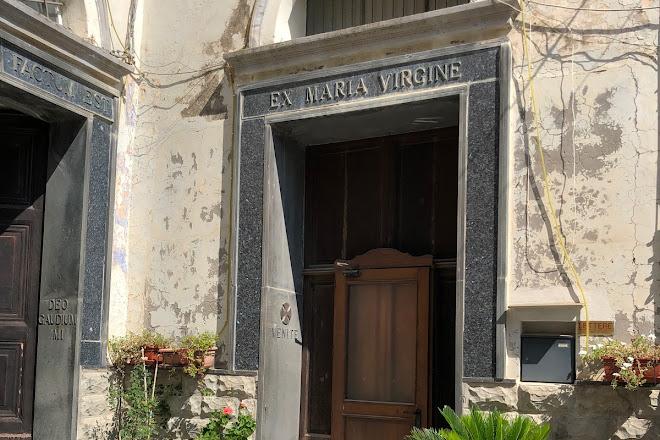 Parrocchia della Santissima Annunziata, Procida, Italy