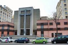 Iglesia de San Juan de la Cruz, Madrid, Spain