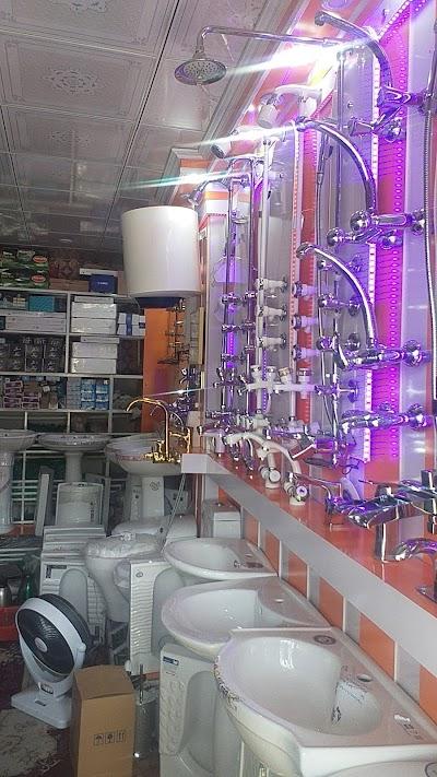 فروشگاه مواد تعمیراتی نور زادگان مهمند
