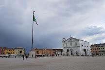 Palmanova Citta Fortezza, Palmanova, Italy