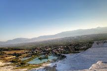 Pamukkale Thermal Pools, Pamukkale, Turkey