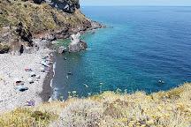 Spiaggia dello Scario, Malfa, Italy