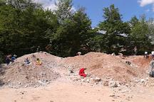 Mineralienhalde Grube Clara, Wolfach, Germany