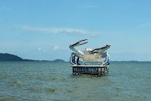 Crab Statue, Kep, Cambodia