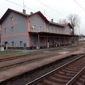 Железнодорожная станция  Ostrov Nad Ohri
