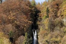 Cascade de Chedde, Passy, France