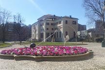 Biblioteca Civica Villa Amoretti, Turin, Italy
