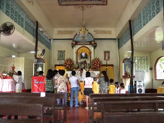 Balicasag Island Chapel