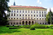 Kroměříž Archbishop's Palace, Kromeriz, Czech Republic