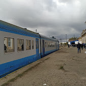 Железнодорожная станция  Mykolaiv