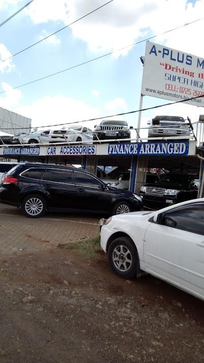 A Plus Motors Nairobi Kenya Phone 254 722 252393