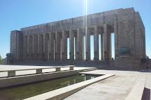 Plaza Barranca de las Ceibas, Rosario, Argentina