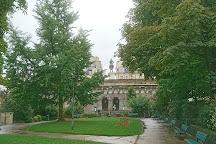 Square du Vert-Galant, Paris, France