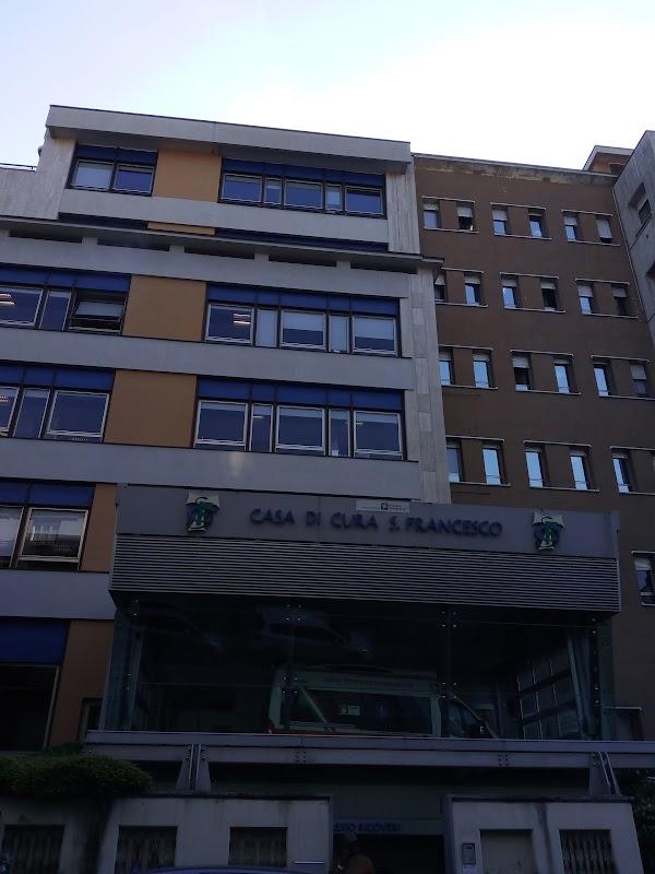 Casa di Cura S Francesco  Bergamo  laCasadiRiposocom