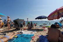 Juan les Pins Main Beach, Juan-les-Pins, France