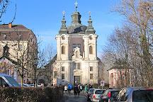 Christkindl Kirche, Steyr, Austria