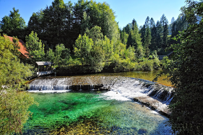 Information Center of Triglav National Park, Bovec, Slovenia