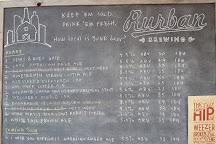 Rurban Brewing, Cornwall, Canada