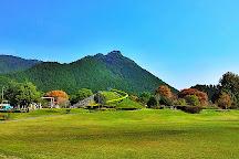 Amagi Park, Asakura, Japan