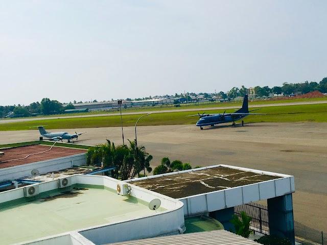 Ratmalana Airport Runway