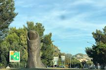 Le Pouce de Cesar, Marseille, France