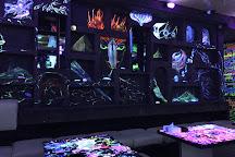 Void - Black Light Bar, Yerevan, Armenia