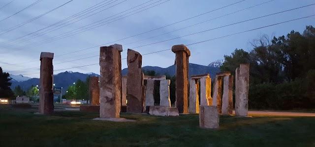 Stonehenge of American Fork