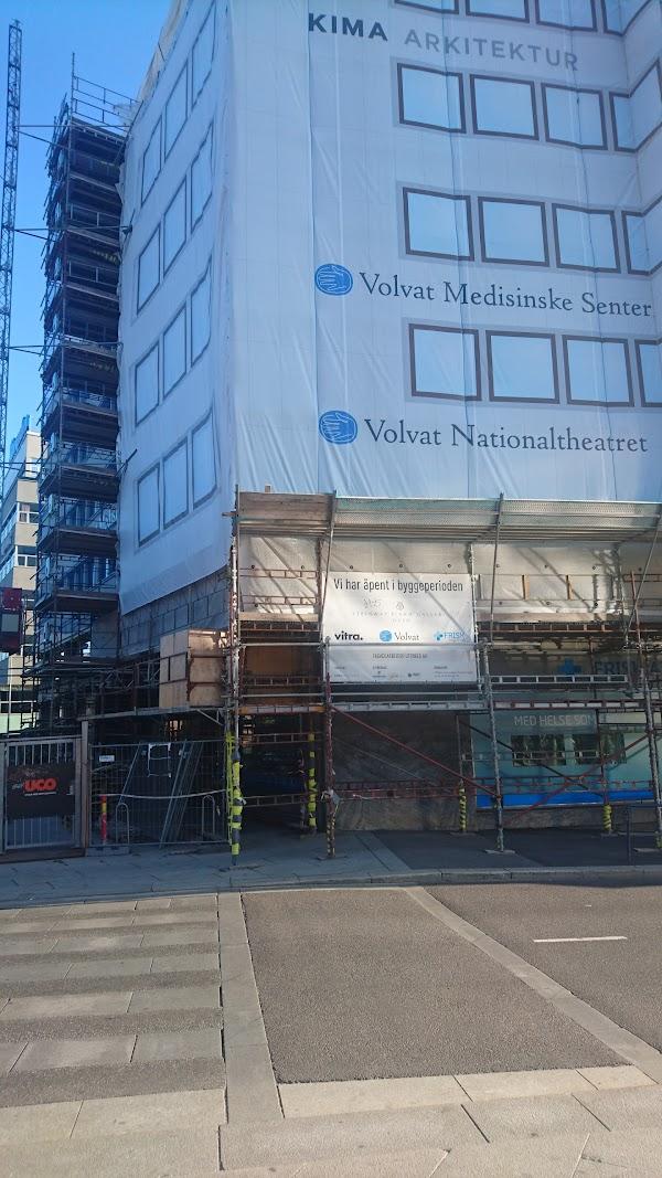 Alvorlig Volvat Nationaltheatret, Oslo — adresse, telefon, åpningstider MQ-35
